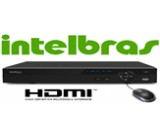 Gravador digital de vídeo Multi HD Intelbras